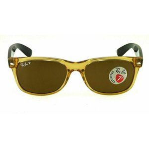 Ray-Ban Square Style Brown Polarized Lens